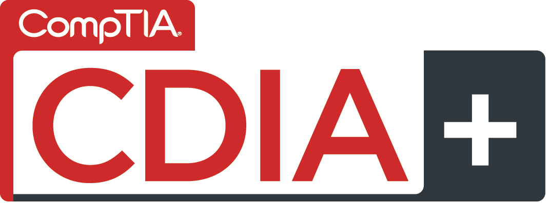 CompTIA CDIA+ Certified Document Imaging Architect logo